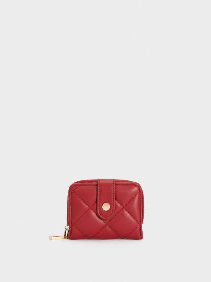 Michelle Wallet, Red, hi-res