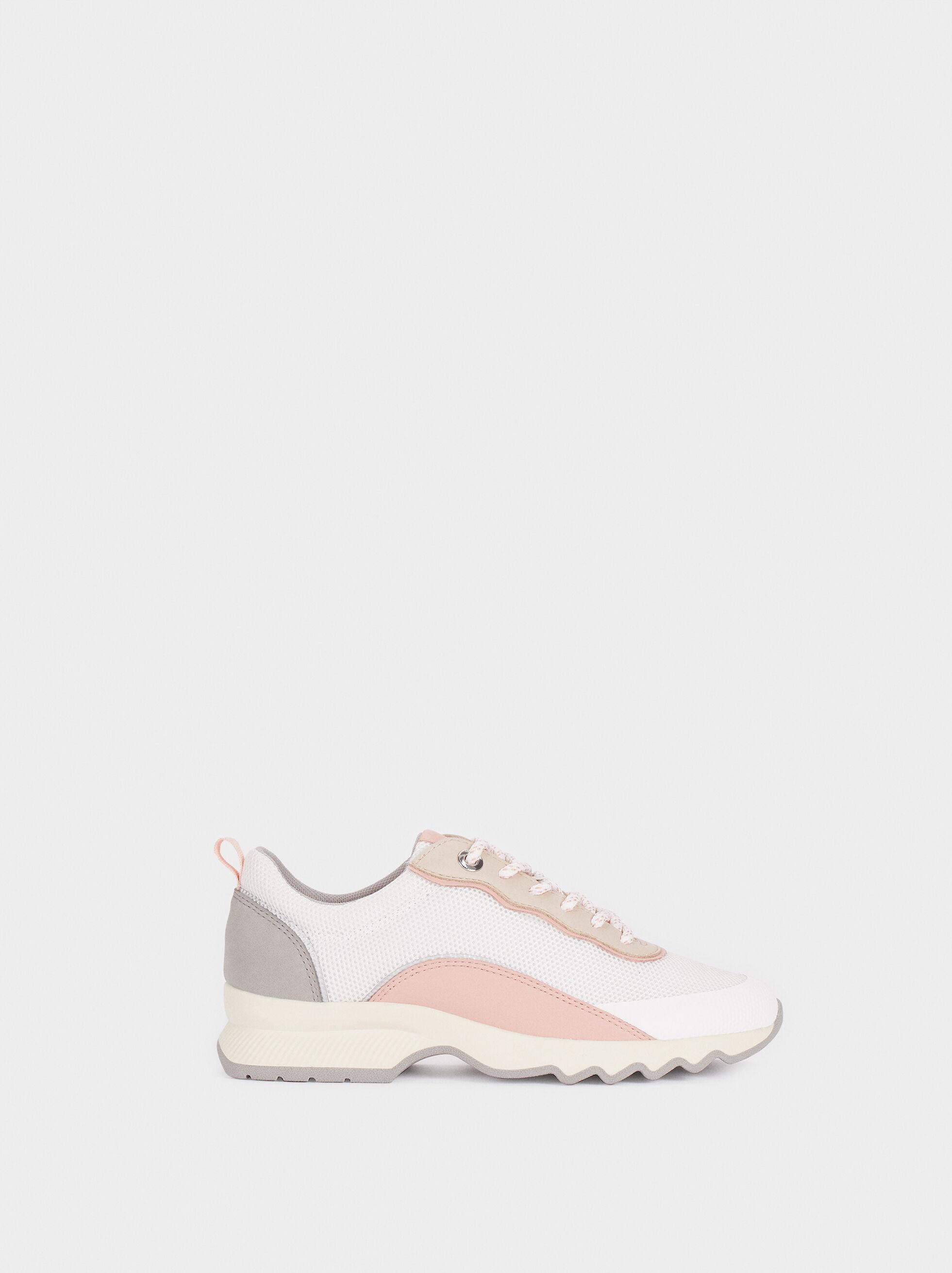 Chaussures De Sport Contrastantes, , hi-res