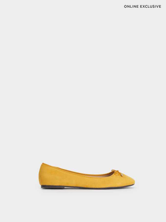 Limited Edition Ballerina, Mustard, hi-res