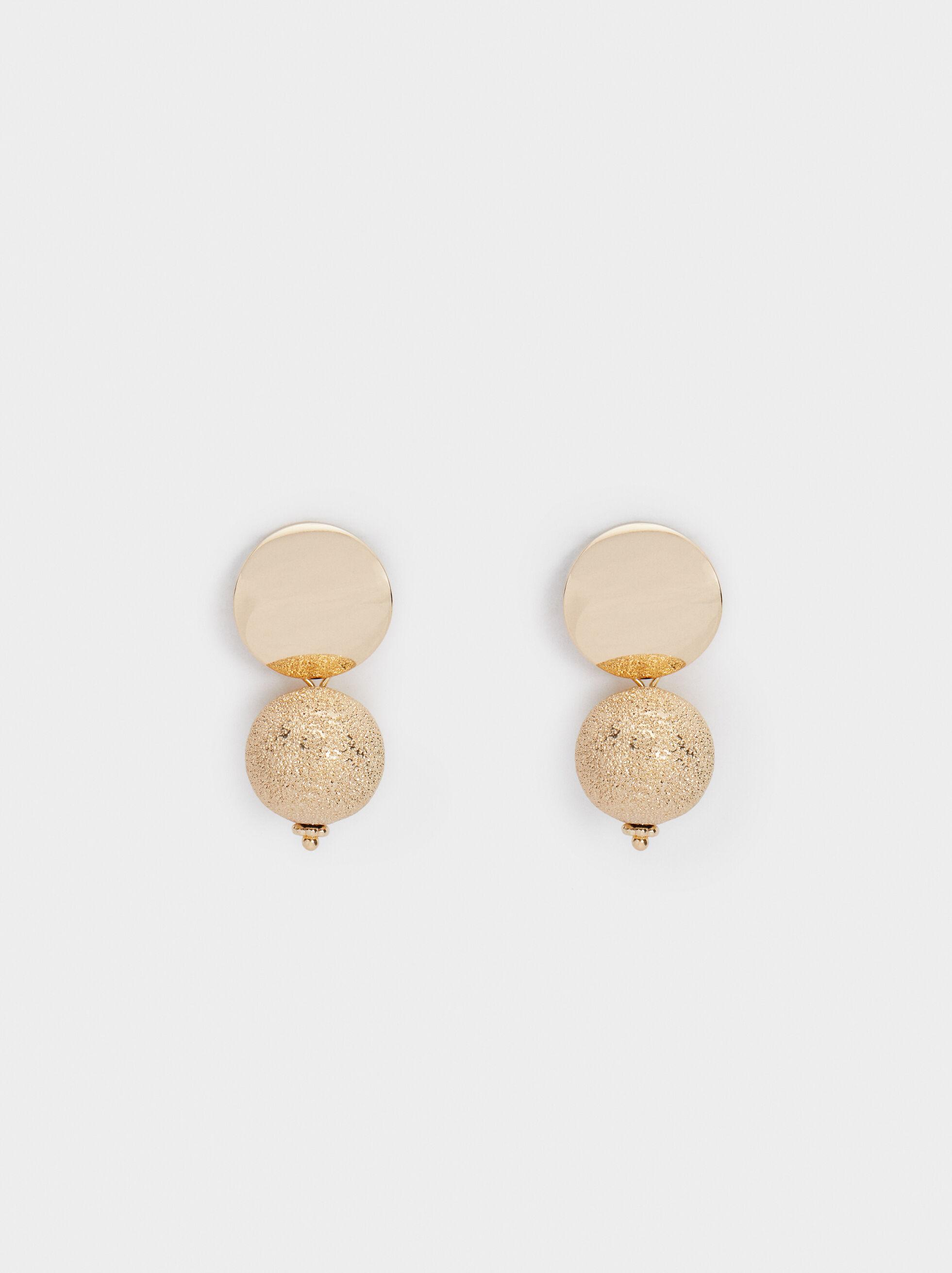Basic Medium Earrings, , hi-res