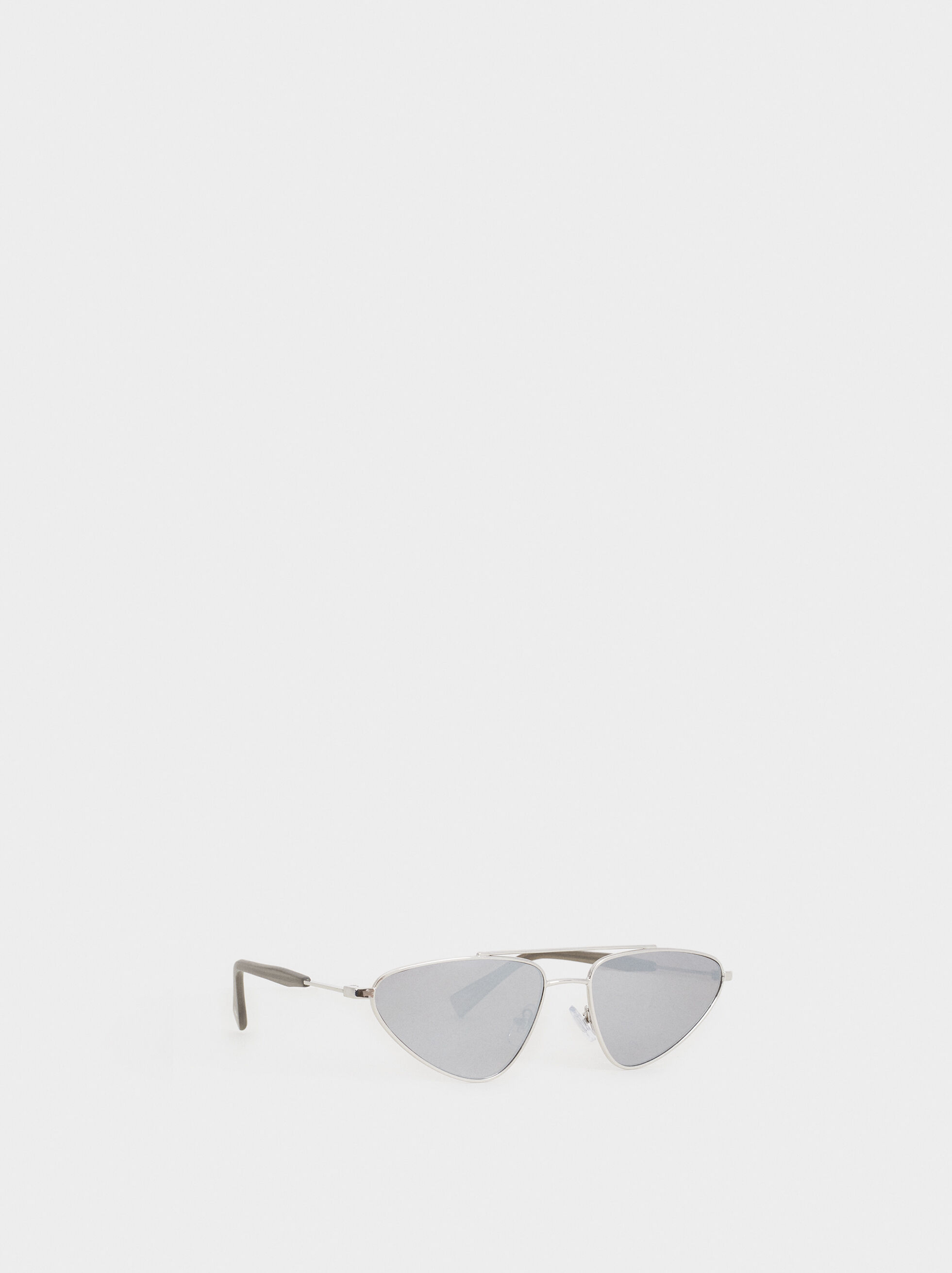 Gafas Here And Now, Plateado, hi-res