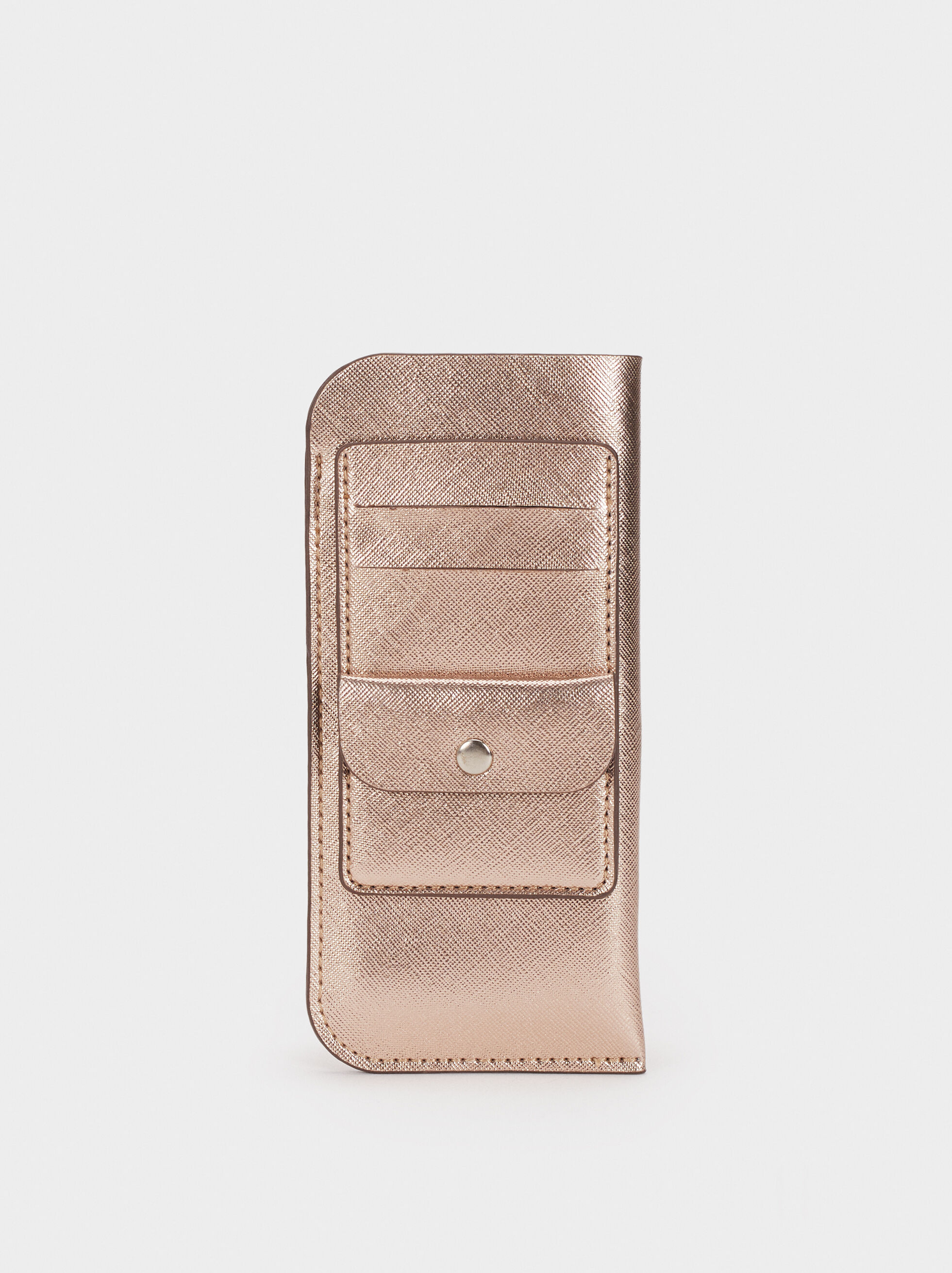 Glasses Case With Card Holder, , hi-res
