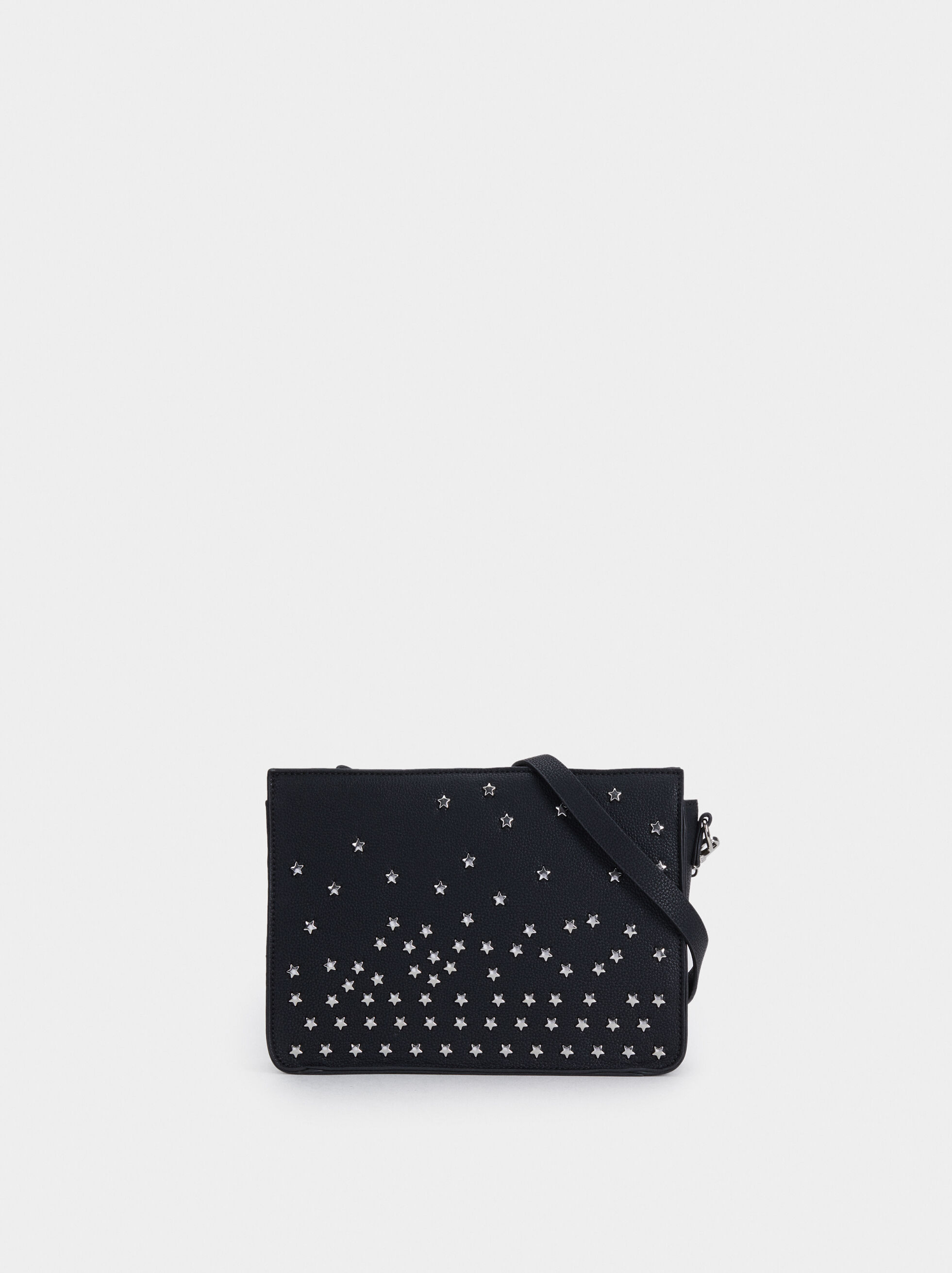 Thunder Cosmetic Purse, Black, hi-res