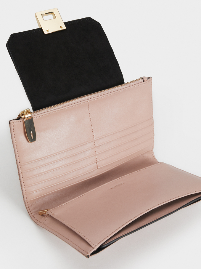 Belis Wallet, Pink, hi-res