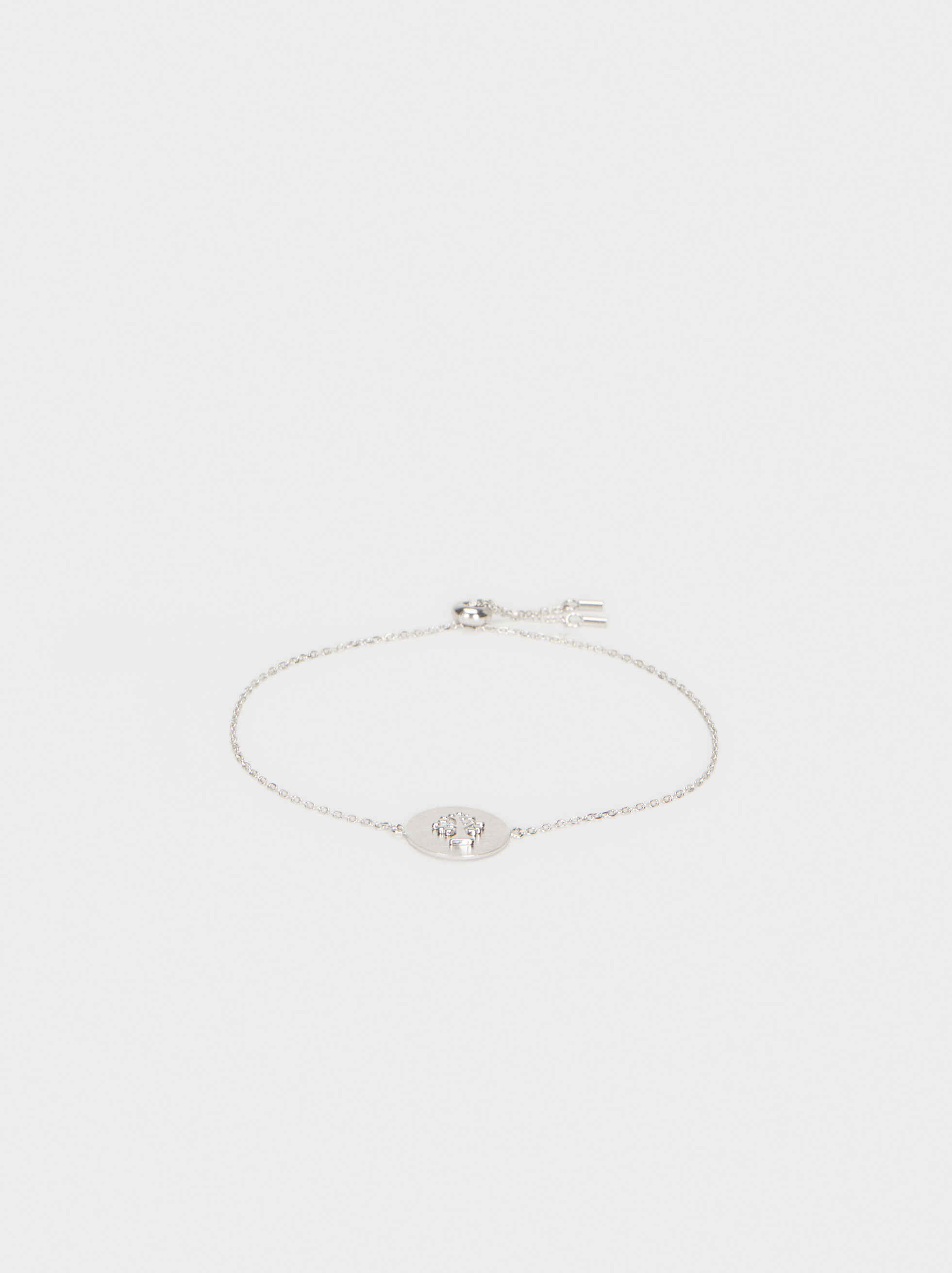 Adjustable 925 Silver Tree Bracelet, Silver, hi-res
