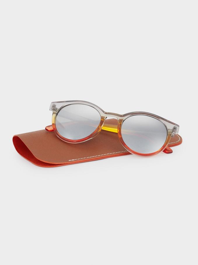 Gafas De Sol Redondas Pasta, Multicor, hi-res