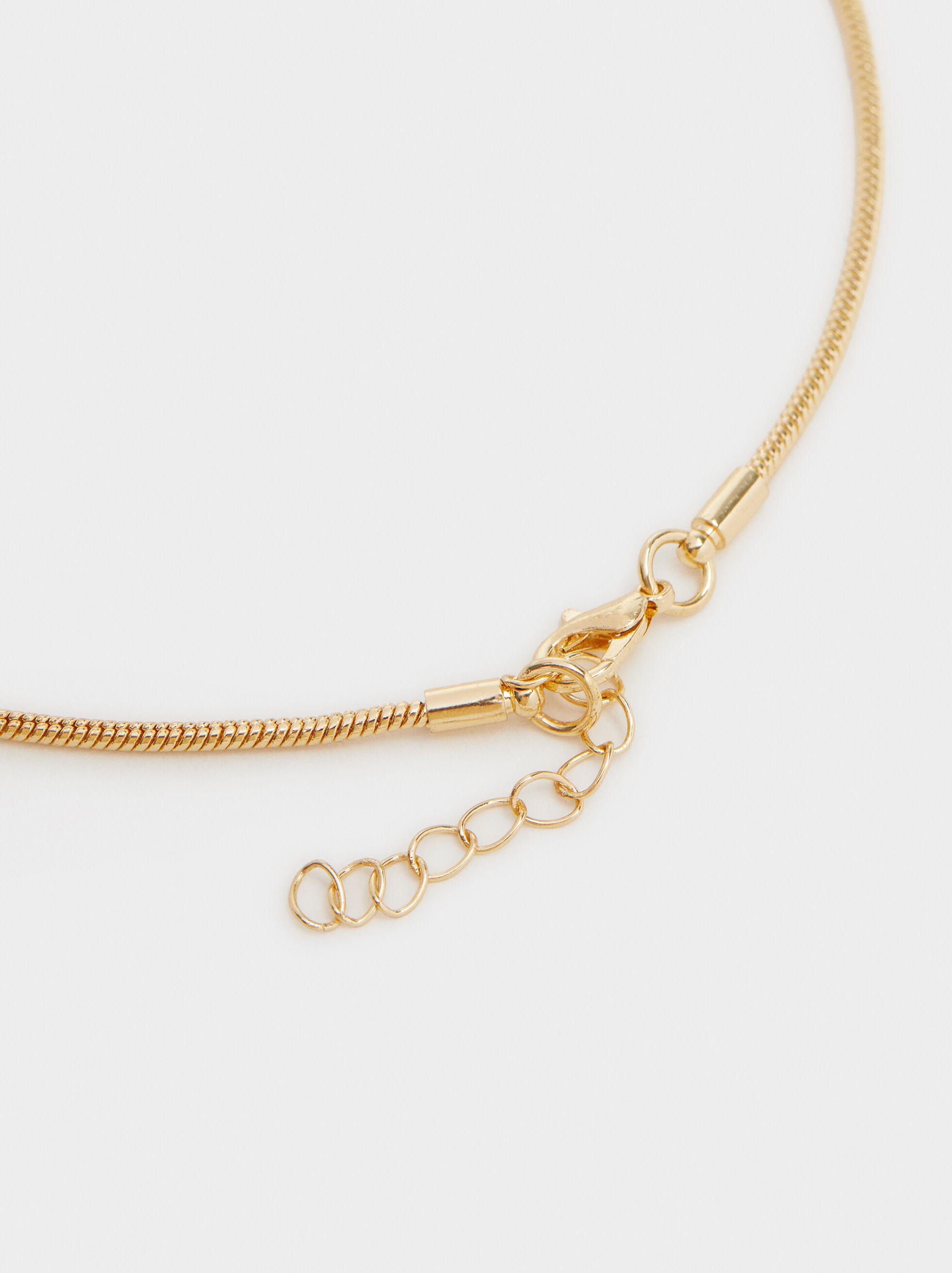 Bubbles Short Necklace, Multicolor, hi-res