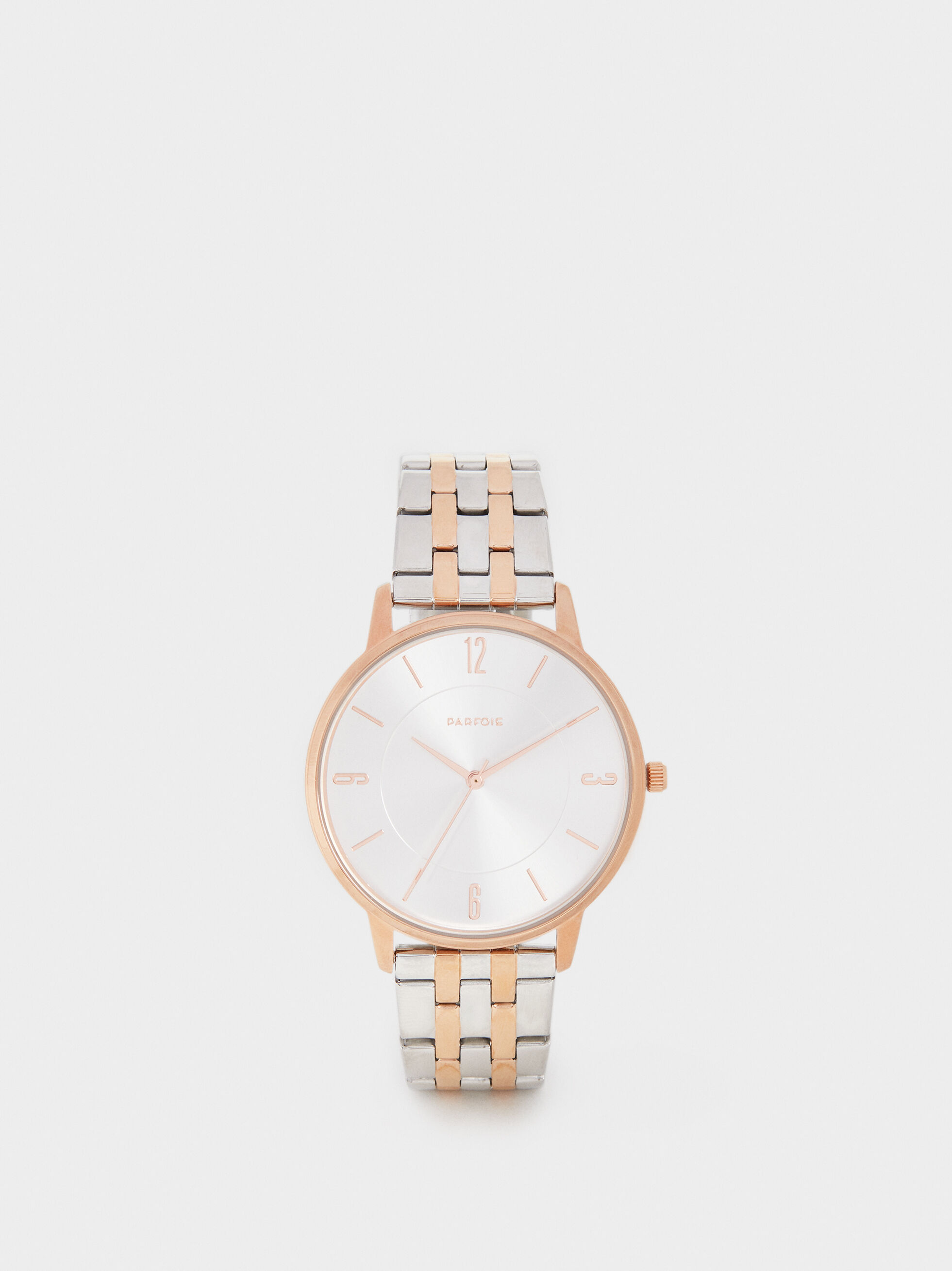 Rose Gold Watch, , hi-res