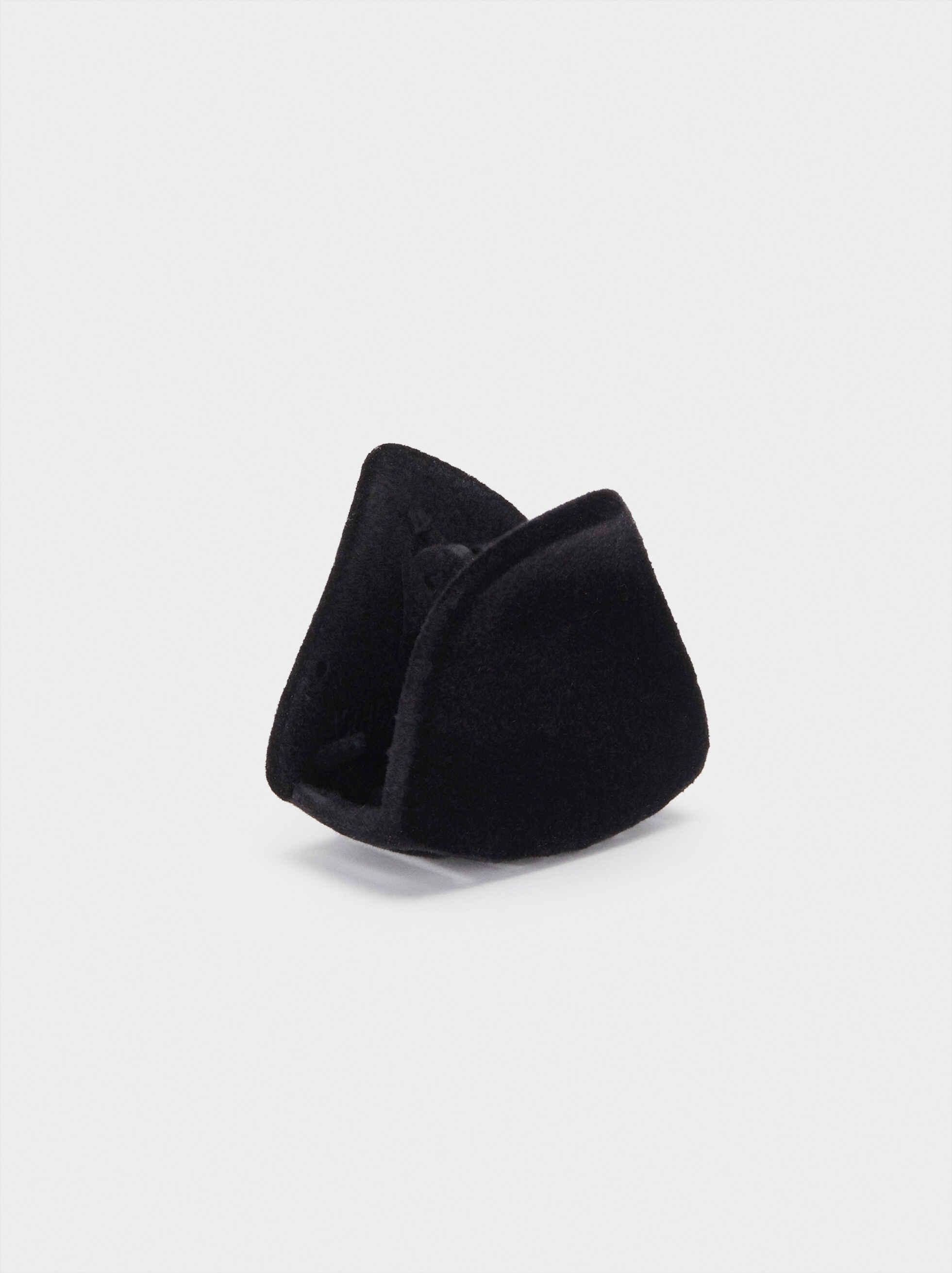 Velvet Hair Clip, , hi-res