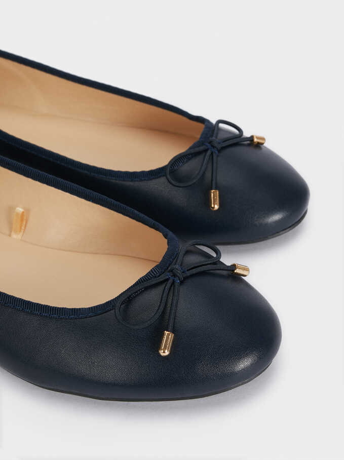 Special Price Ballerinas, Navy, hi-res