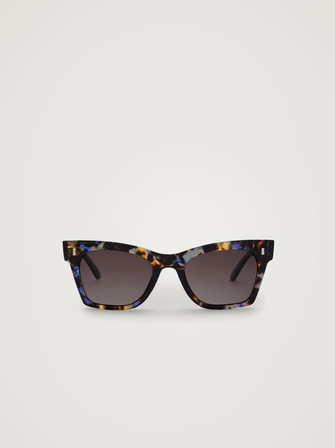 Gafas De Sol Cat Eye, Multicor, hi-res