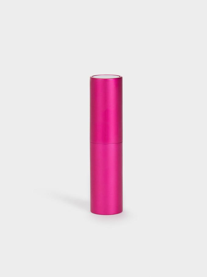 Hand Sanitizer Or Perfume Holder, Pink, hi-res
