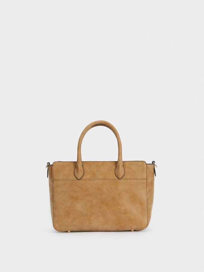 Fury Special Tote Bag, Camel, hi-res