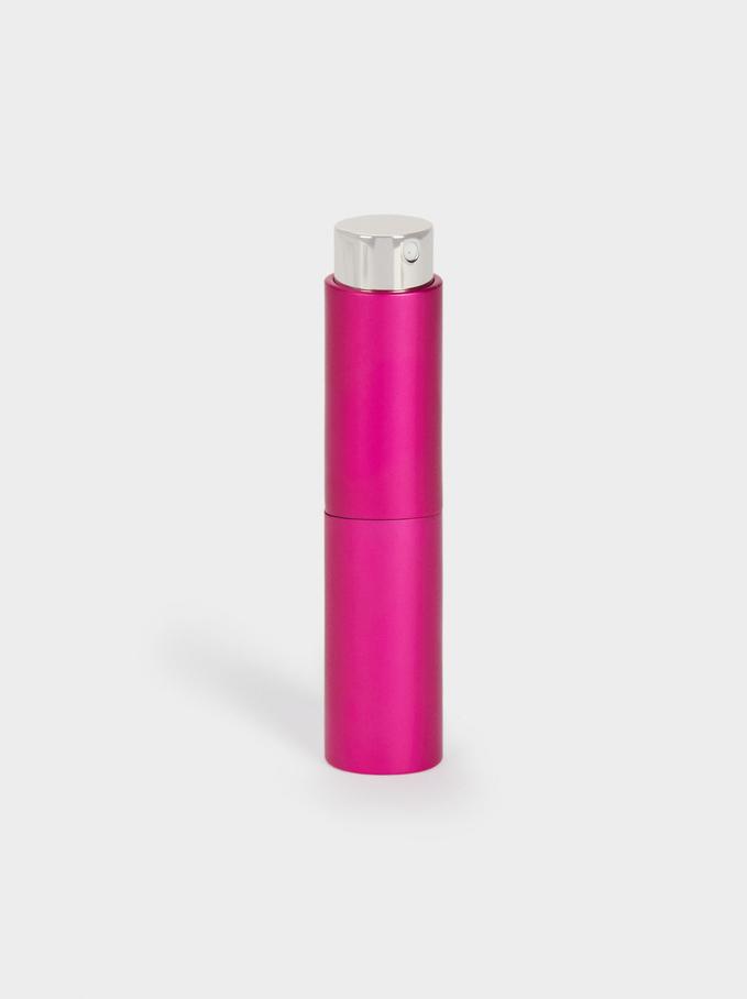 Recipiente Para Gel Hidroalcohólico O Perfume, Rosa, hi-res