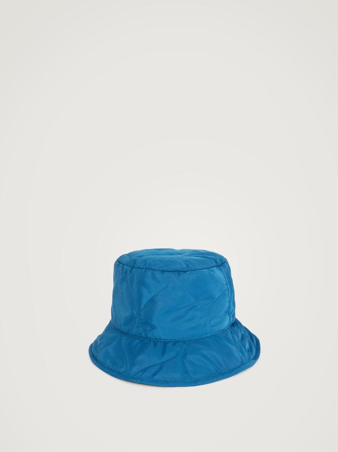 Bucket Hat, Blue, hi-res