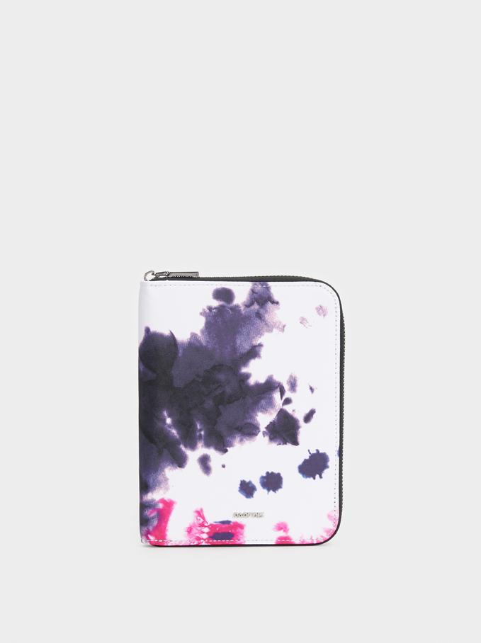 Tie-Dye Diary, Pink, hi-res