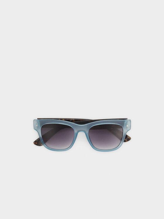 Animal Print Sunglasses, , hi-res