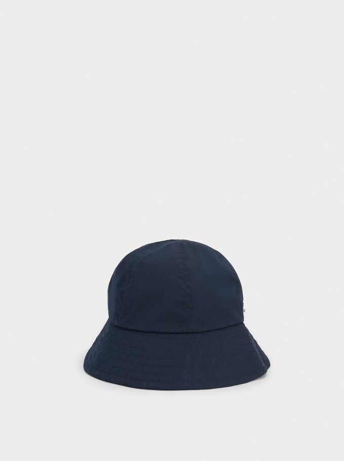 Waterproof Hat, Navy, hi-res