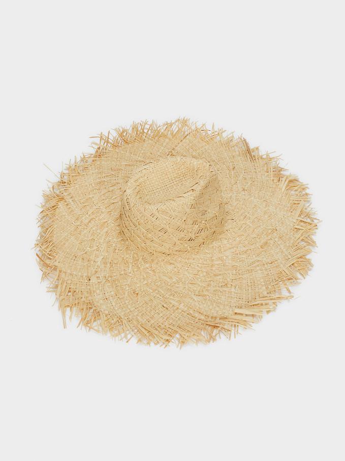 Sombrero Trenzado, Crudo, hi-res