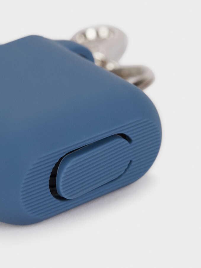 Funda Para Airpods, Azul, hi-res