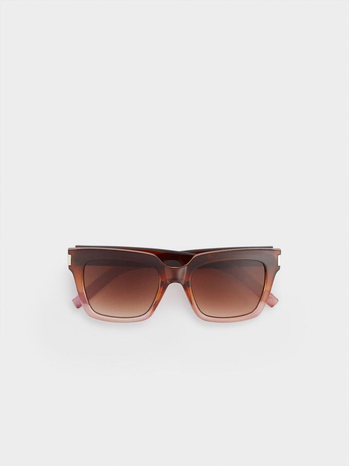 Gafas De Sol Montura Cuadrada, Multicor, hi-res