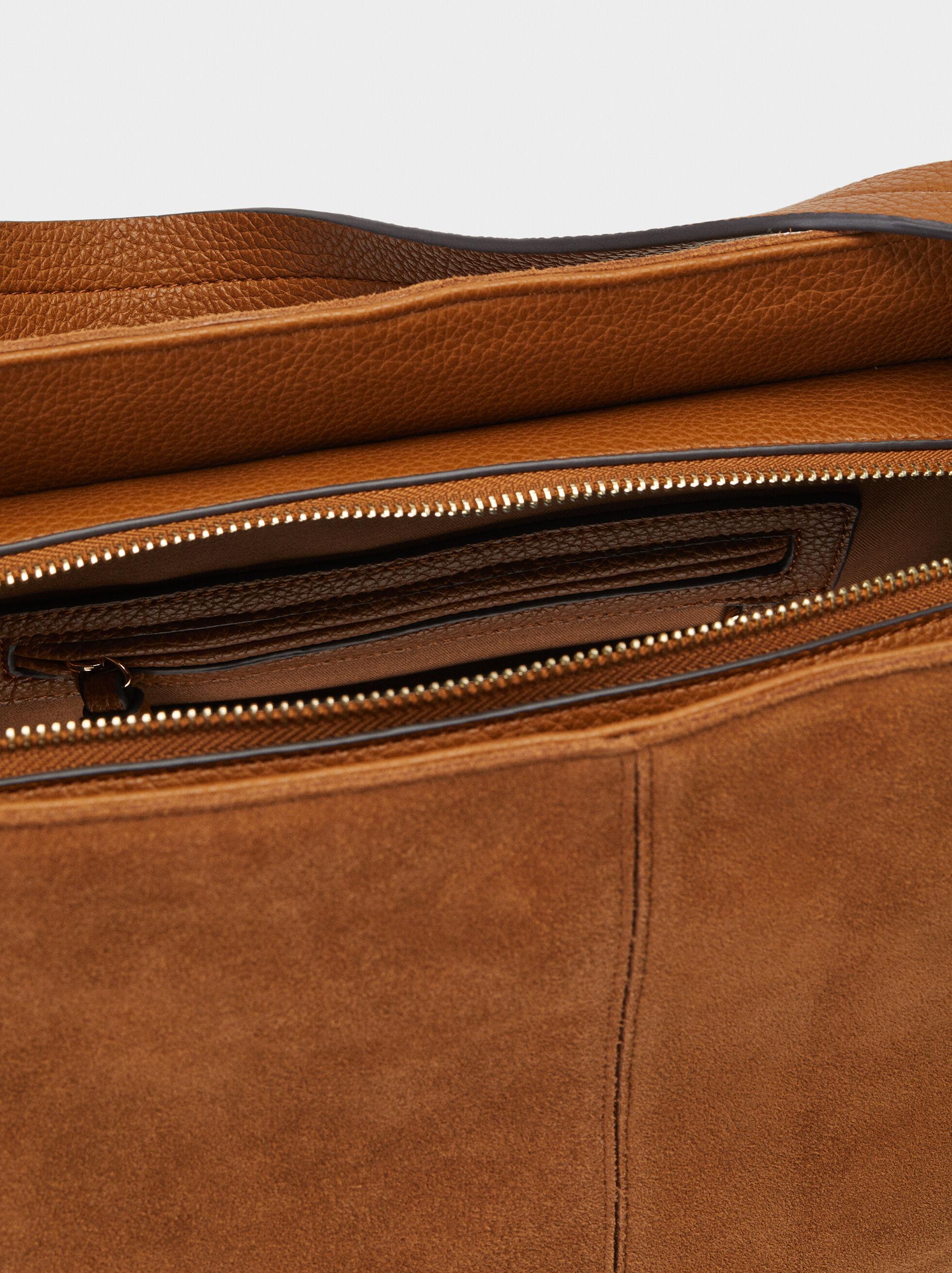 Soak Handbag, Camel, hi-res