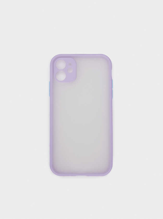 Iphone 11 Phone Case, Multicolor, hi-res