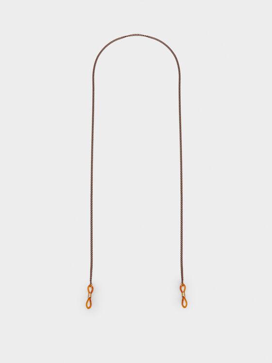 Glasses Chain, Golden, hi-res