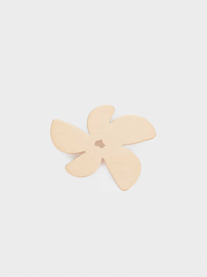 Flower Brooch, , hi-res