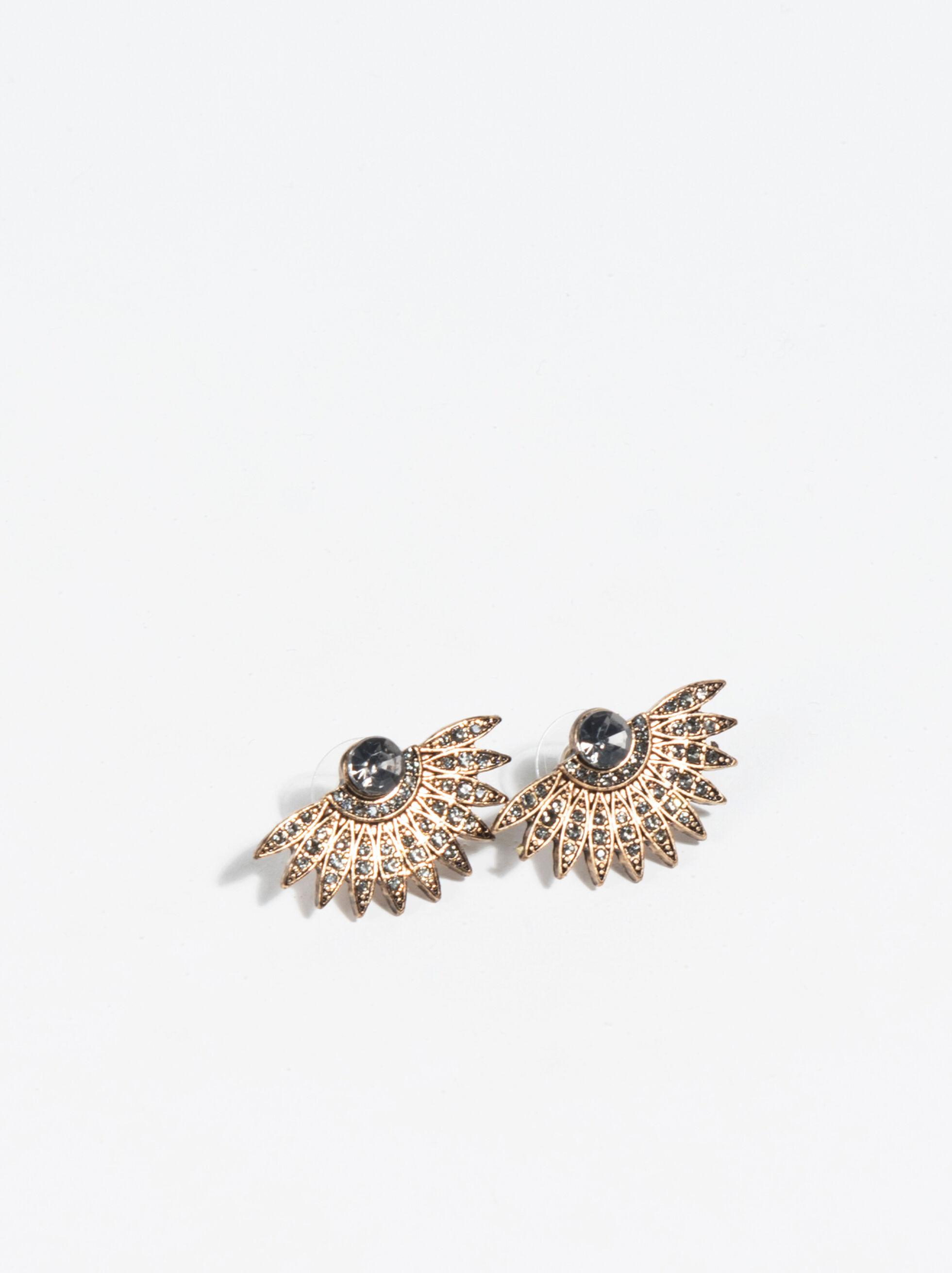 Basic Short Earrings, , hi-res