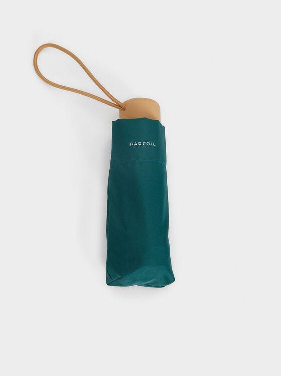 Compact Plain Umbrella, , hi-res