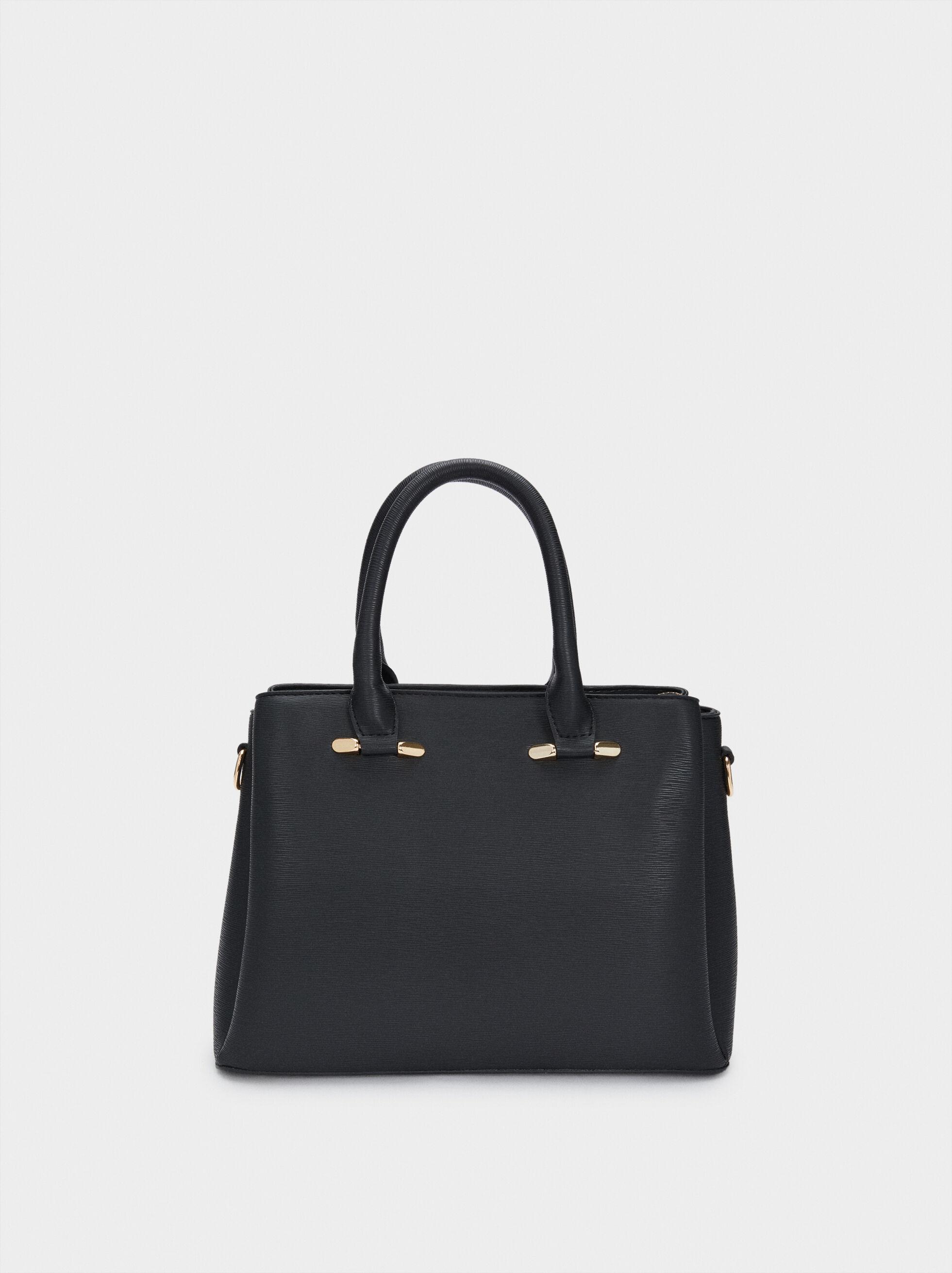 Tote Bag With Adjustable Handle, , hi-res