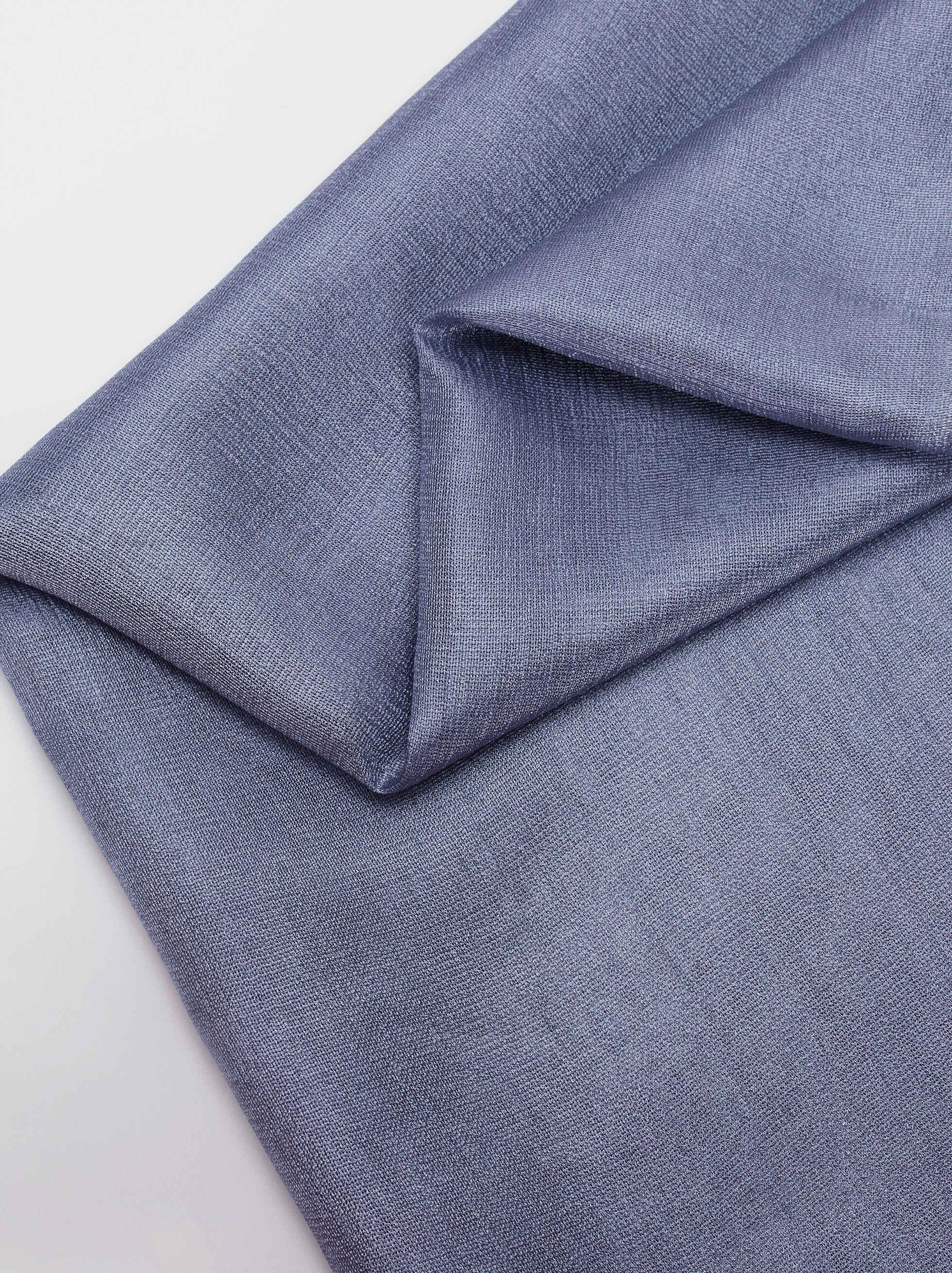 Pañuelo De Ceremonia Básico, Azul, hi-res