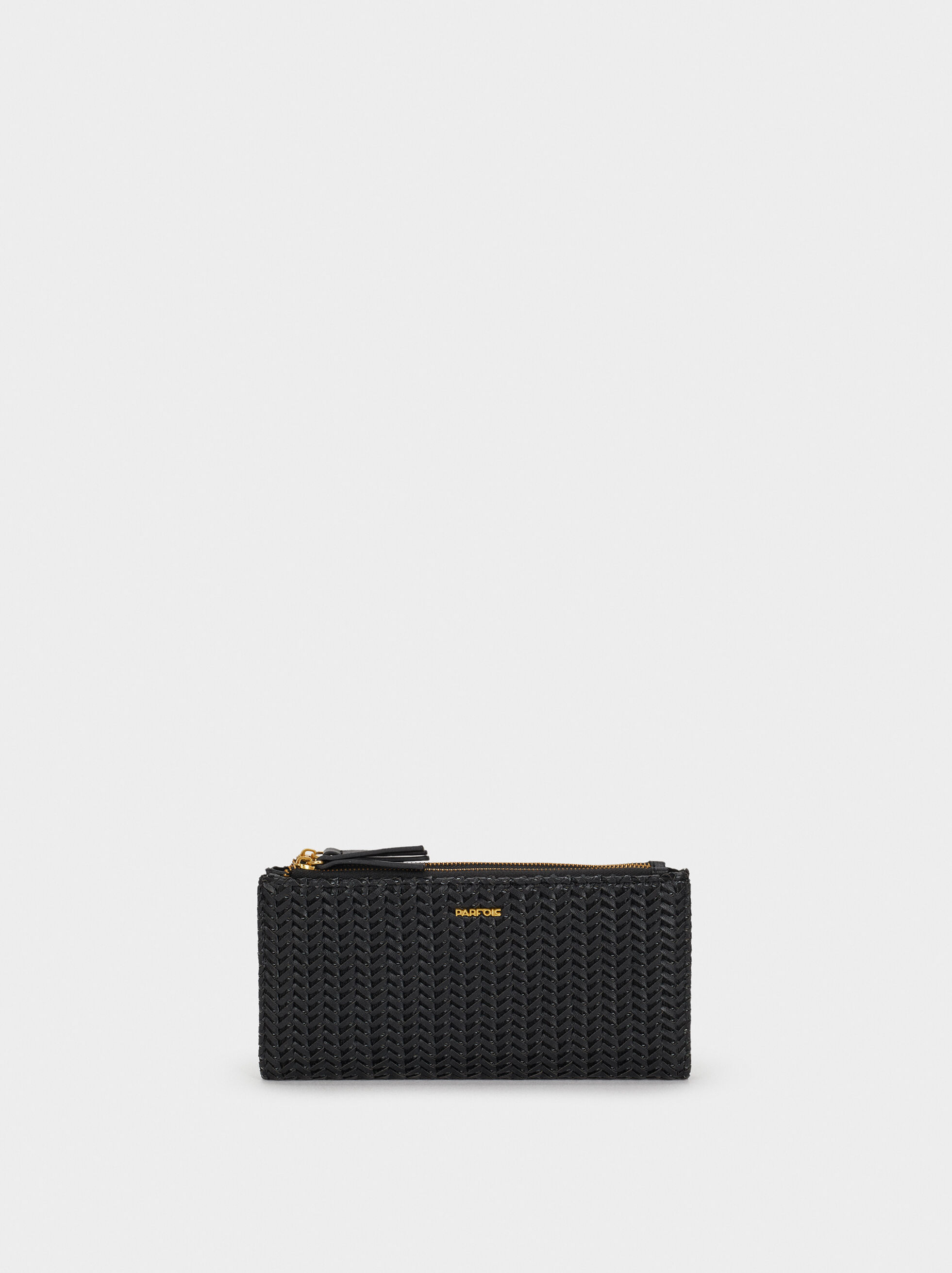 Large Textured Wallet, , hi-res