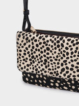 Printed Multi-Purpose Bag, Black, hi-res