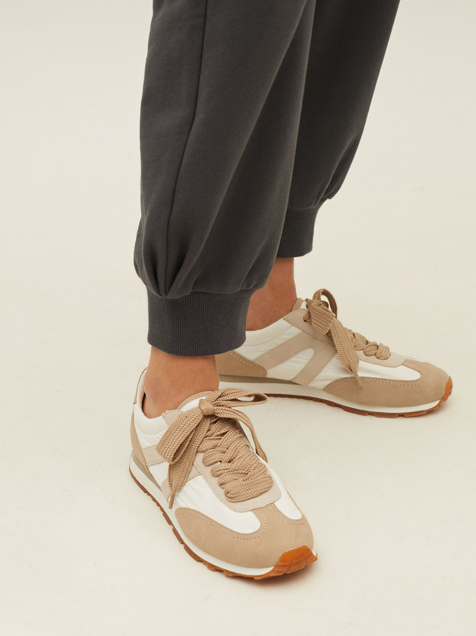 Buty Sportowe, Bezowy, hi-res