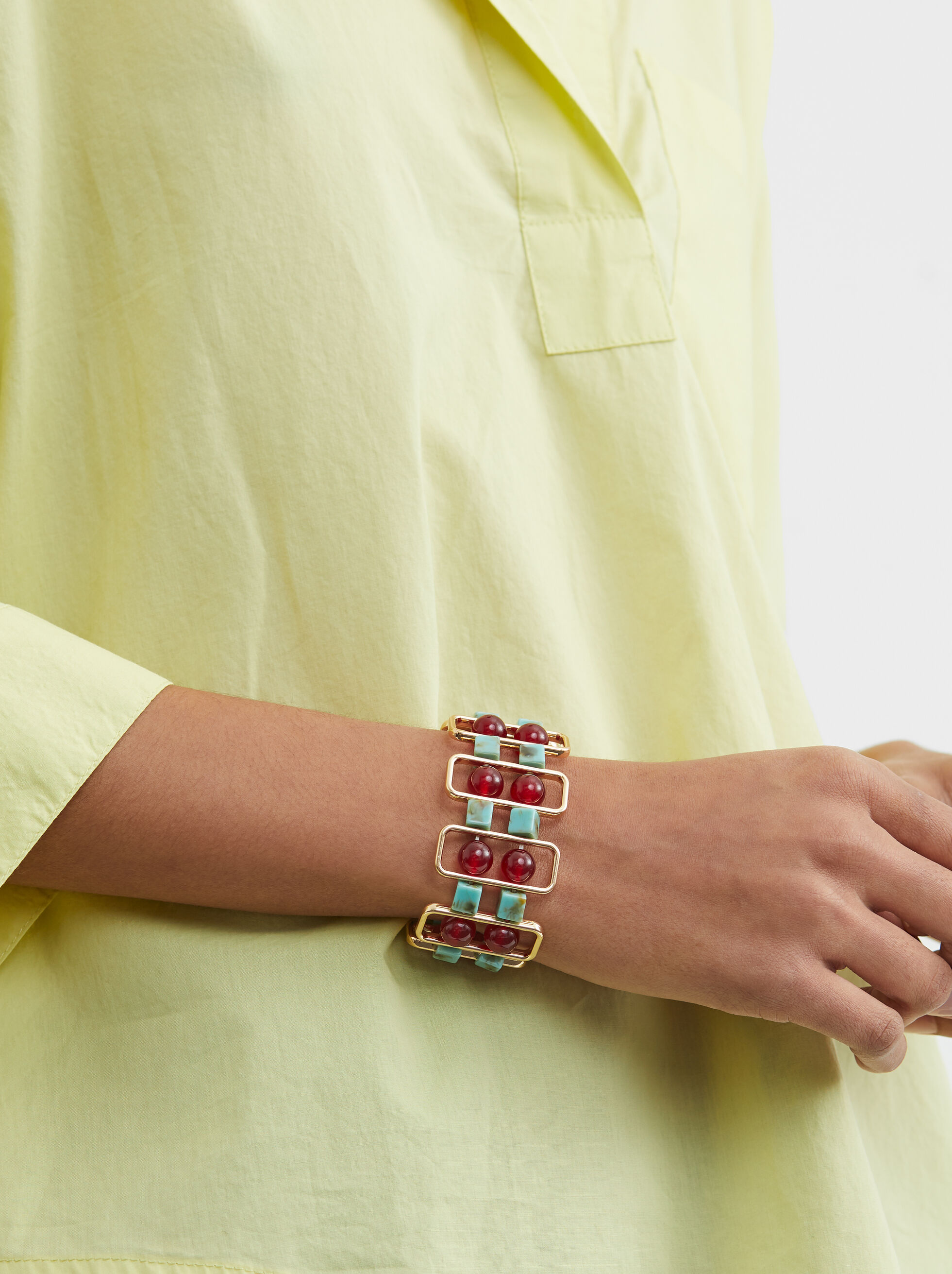 Cherry Blossom Stretch Bracelet, , hi-res