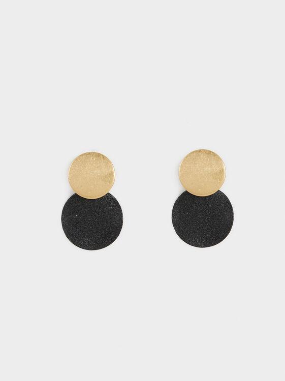 Blog Short Earrings, Multicolor, hi-res