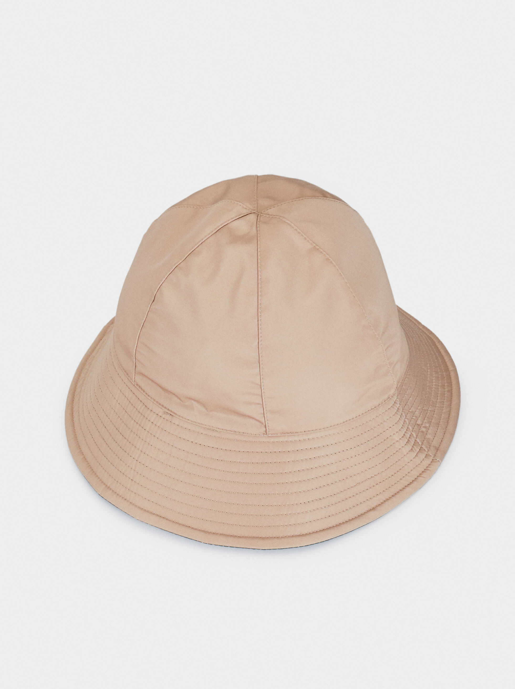 Waterproof Rain Hat, Beige, hi-res