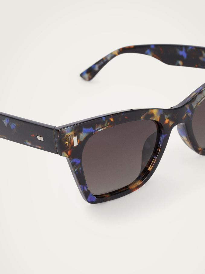 Occhiali Da Sole Cat Eye, Multicolore, hi-res