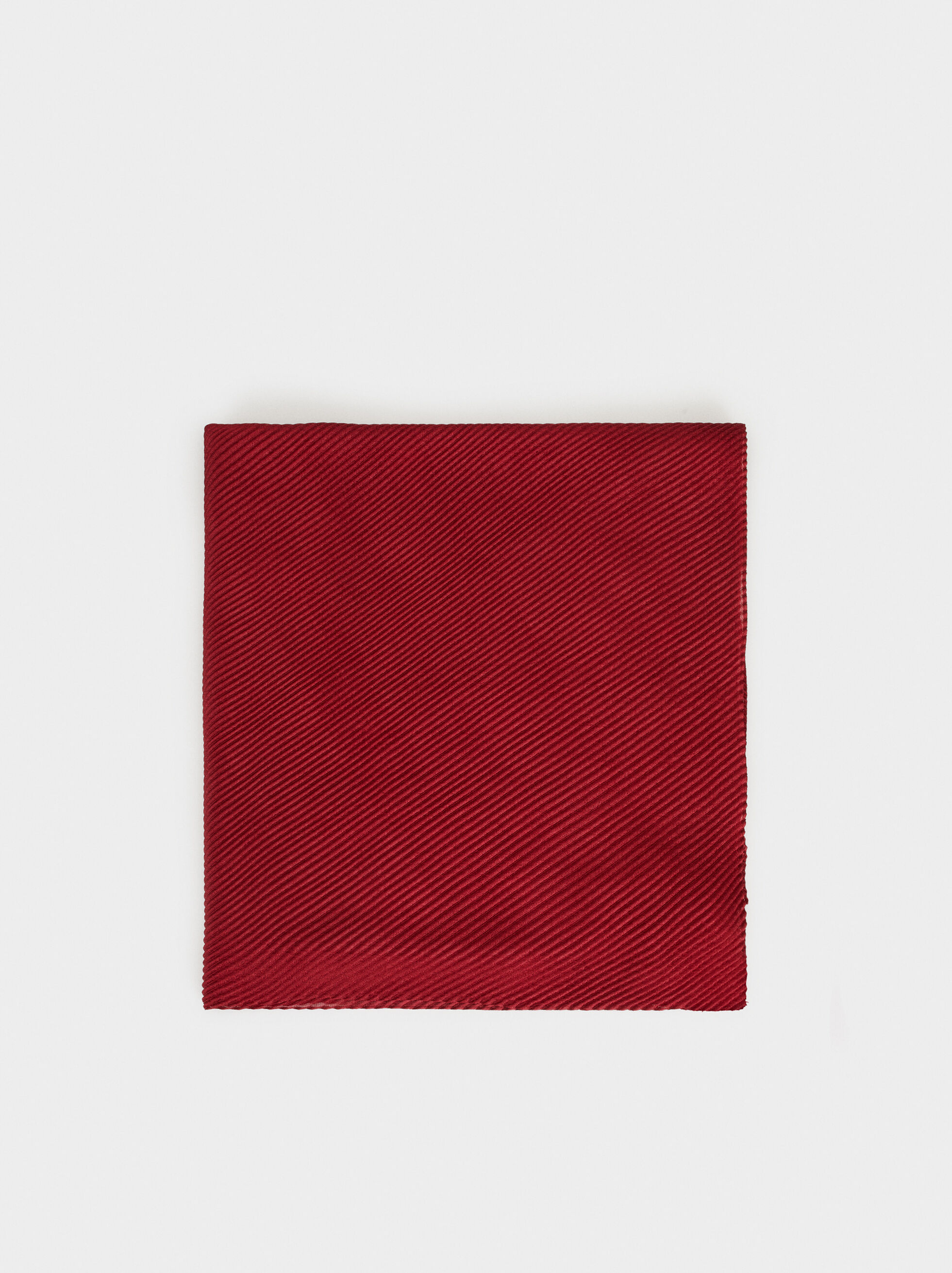 Pleated Elegant Scarf, , hi-res