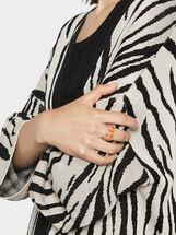 Zorba Elastic Ring, Multicolor, hi-res