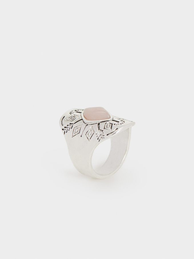 Star Valley Ring, Pink, hi-res