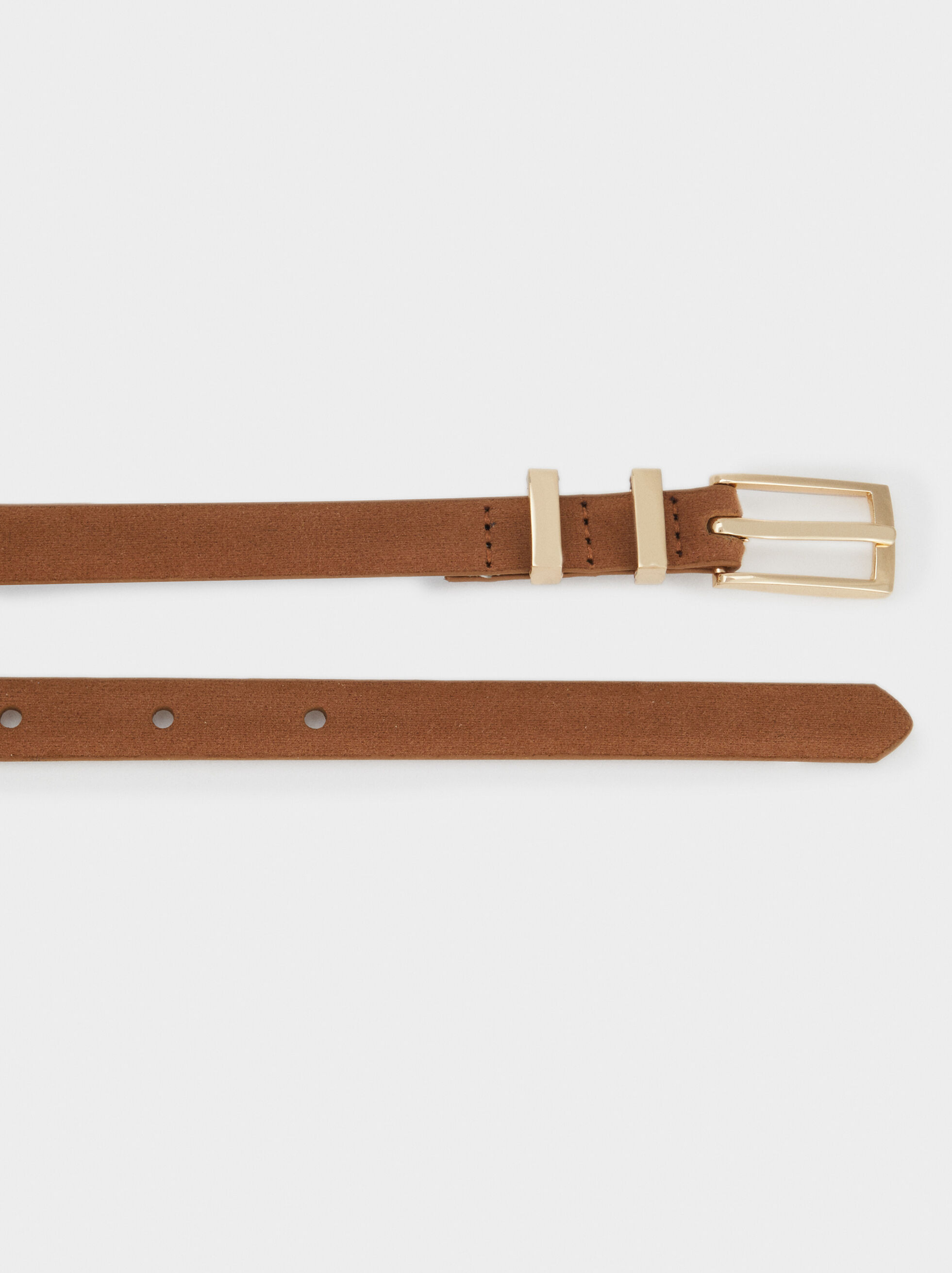 Basic Belt, Camel, hi-res