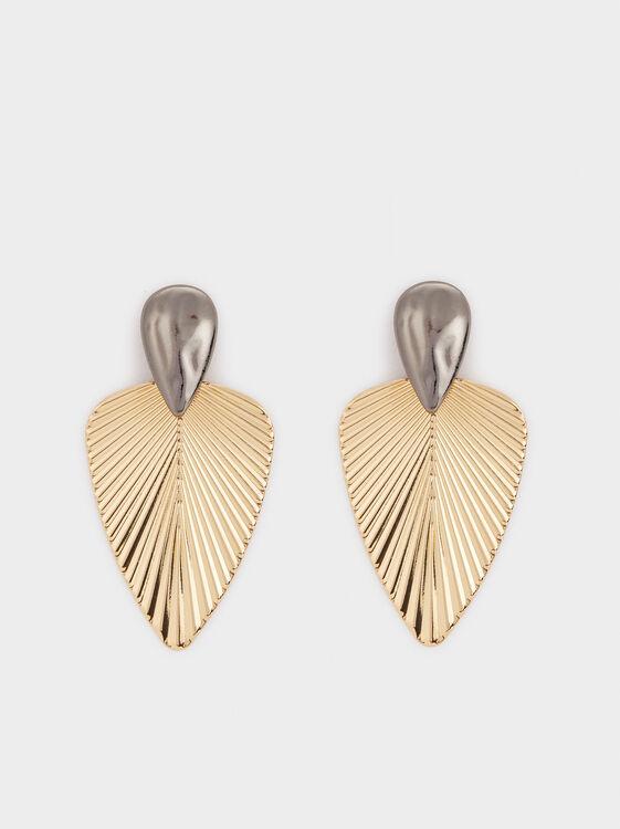 Basic Dangle Earrings, , hi-res