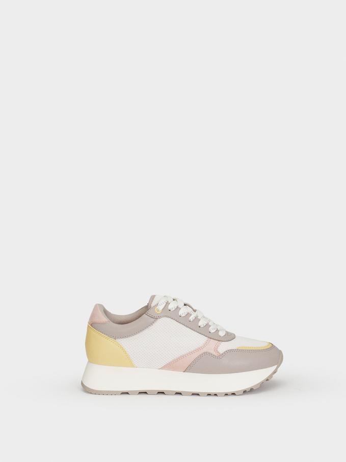Platform Shoes, Multicolor, hi-res