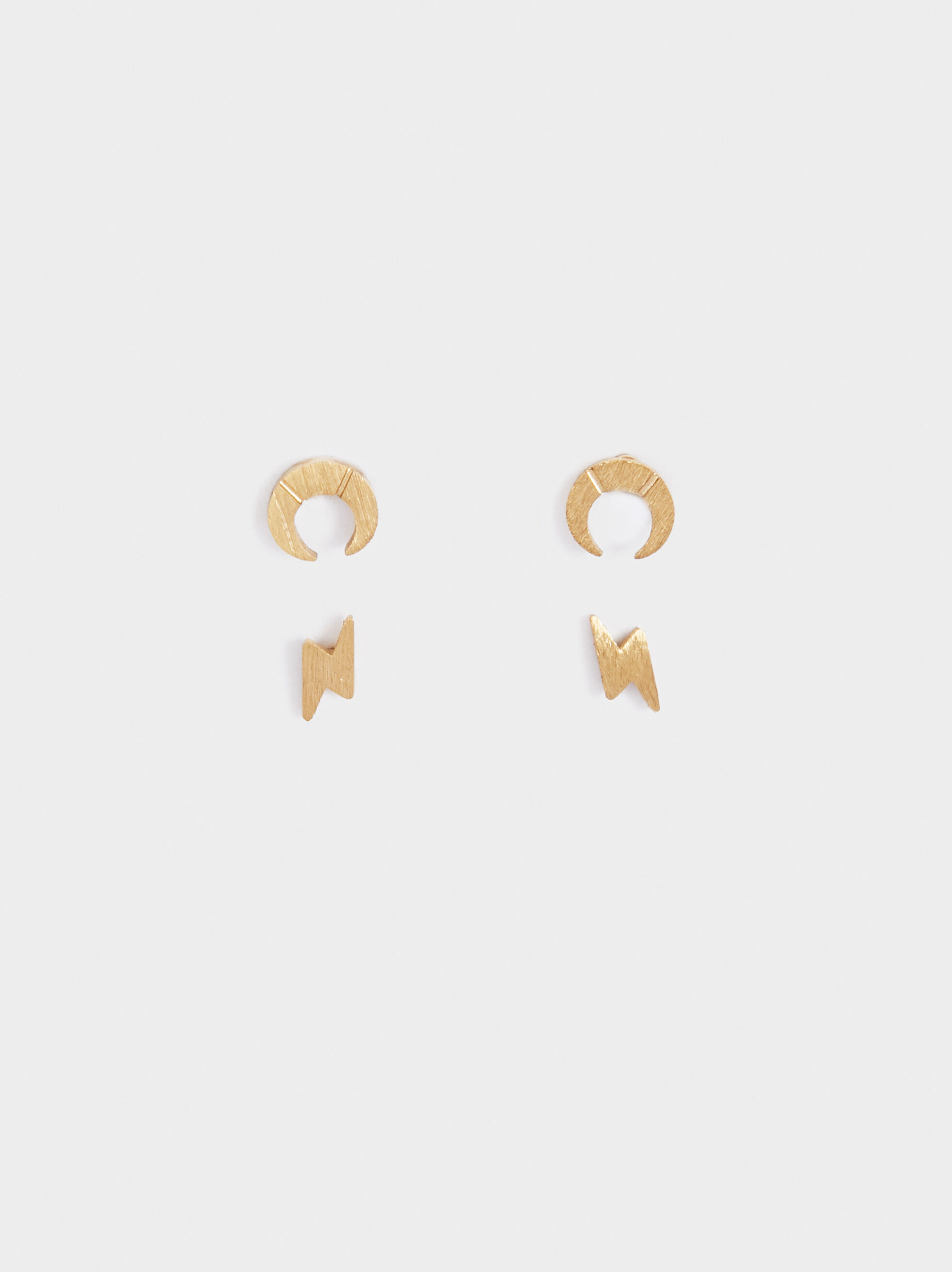 Steel Studs, Golden, hi-res