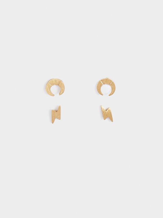 Steel Studs, Golden, hi-res