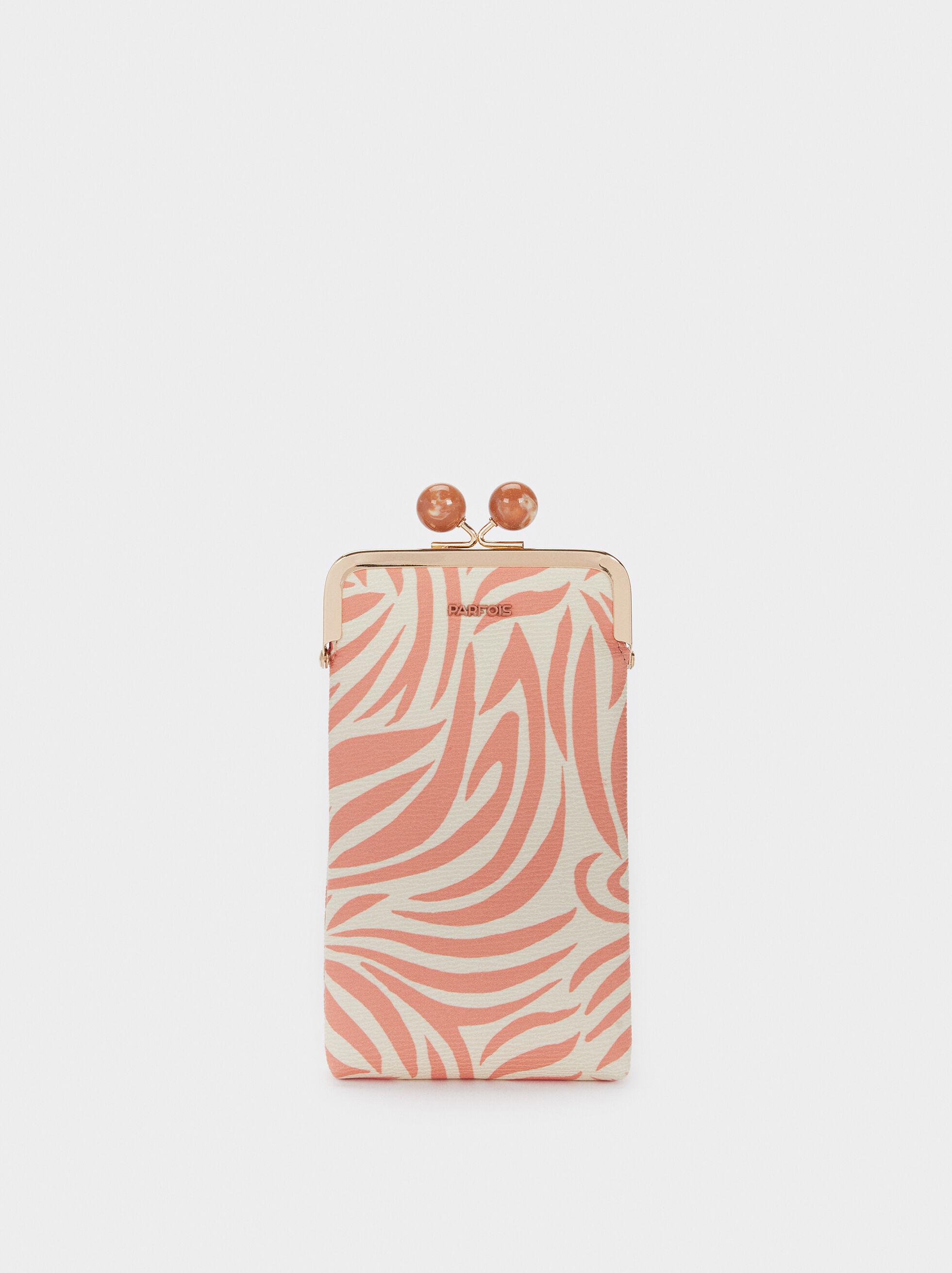 Housse Pour Téléphone Portable, Corail, hi-res