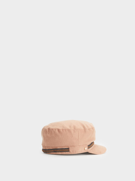 Nautical Cap, Pink, hi-res